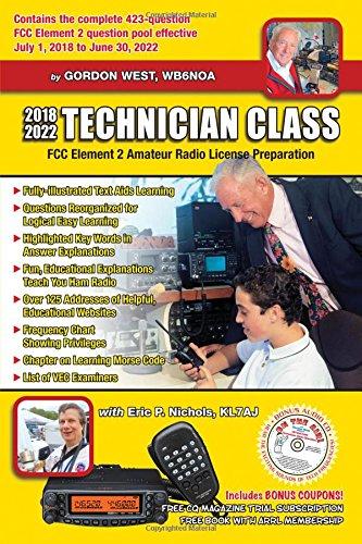 2018-2022 tech class book